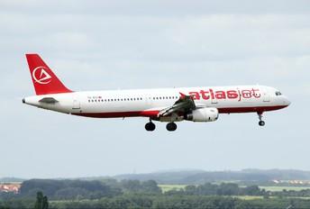 TC-ETJ - Atlasjet Airbus A321