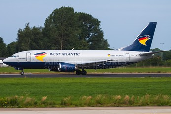 OO-TNA - West Atlantic Boeing 737-300F