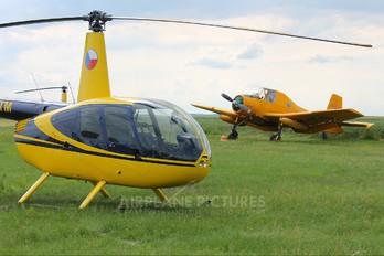 OK-LTM - Private Robinson R44 Astro / Raven
