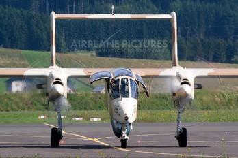F-AZKM - Musee Europeen de l'Aviation de Chasse North American OV-10 Bronco