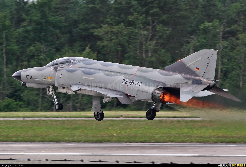 Germany - Air Force 38+33 aircraft at Wittmundhafen