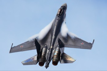 07 - Russia - Air Force Sukhoi Su-35