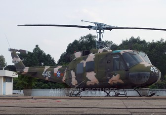 69-15445 - Vietnam - Air Force Bell UH-1H Iroquois