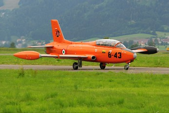 I-RVEG - Private Aermacchi MB-326E