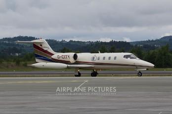 D-CITY - Air Alliance Learjet 35