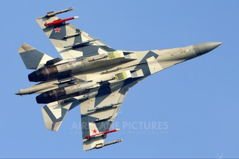 902 - Russia - Air Force Sukhoi Su-35