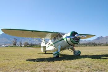ZU-FLN - Private Howard DGA-15