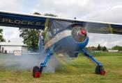 SP-AHW - Aeroklub Ziemi Mazowieckiej PZL 104 Wilga aircraft
