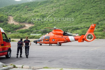 6566 - USA - Coast Guard Aerospatiale MH-65C Dolphin