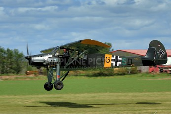 G-BZOB - Private Slepcev  Storch