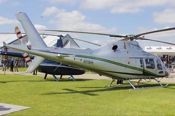 N119HH - Private Agusta Westland AW119 Koala