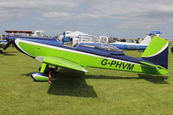 G-PHVM - Private Vans RV-8