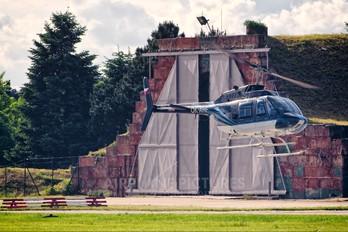 OK-AHF - Blue Sky Service Bell 206B Jetranger III