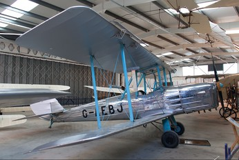 G-AEBJ - The Shuttleworth Collection Blackburn B2