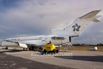 PR-PLQ - Platinum Air Boeing 727-200F