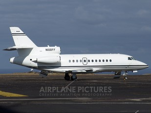 N100FF - Private Dassault Falcon 900 series