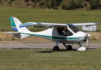 EC-EZ7 - Private Flight Design CTsw
