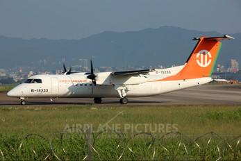 B-15233 - Uni Air de Havilland Canada DHC-8-300Q Dash 8