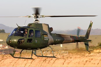 EB-1025 - Brazil - Army Helibras HB-350B HA-1