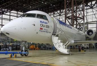 VQ-BIY - Iraero Canadair CL-600 CRJ-200