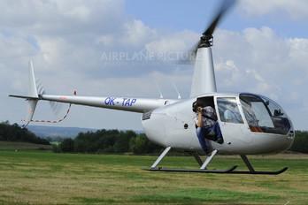 OK-TAP - Private Robinson R44 Astro / Raven