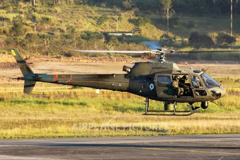 EB-1017 - Brazil - Army Helibras HB-350B HA-1
