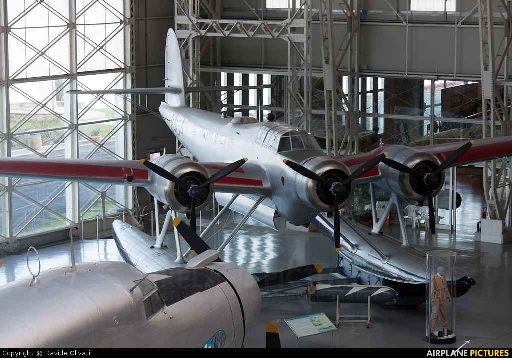 Italy - Air Force MM45442 aircraft at Vigna di Valle - Italian AF Museum