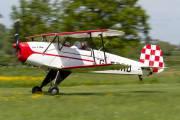 G-CDRU - Private Casa 1.131E Jungman aircraft
