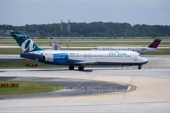 N998AT - AirTran Boeing 717