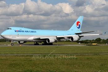 HL7600 - Korean Air Cargo Boeing 747-400F, ERF