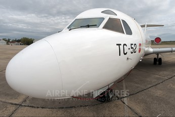 TC-52 - Argentina - Air Force Fokker F28