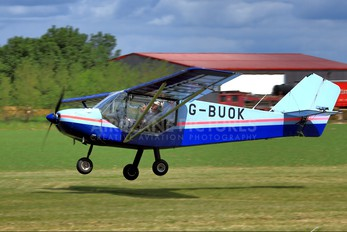 G-BUOK - Private Rans S-6, 6S / 6ES Coyote II