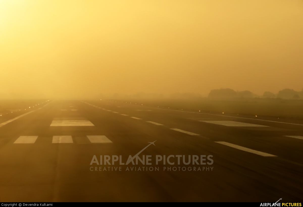 - Airport Overview - aircraft at Lucknow