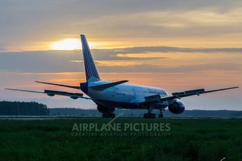 EI-UNT - Transaero Airlines Boeing 777-200ER