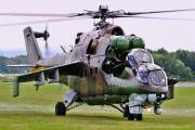 0149 - Slovakia -  Air Force Mil Mi-24D aircraft