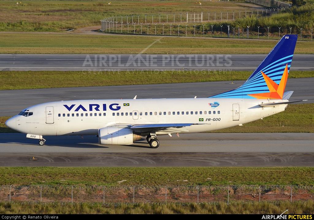 VARIG PR-GOQ aircraft at São Paulo - Guarulhos