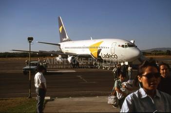 CC-CYN - Ladeco Boeing 737-200