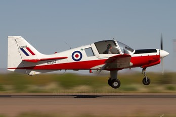 G-BWIB - Private Scottish Aviation Bulldog