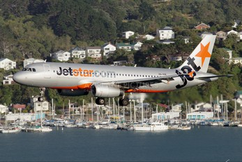 VH-VQE - Jetstar Airways Airbus A320