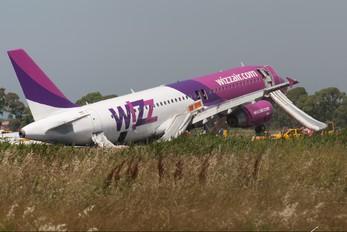HA-LWM - Wizz Air Airbus A320