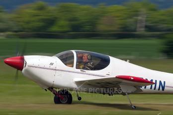 G-EMIN - Private Europa Aircraft Europa