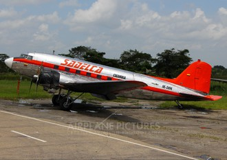 HK-2494 - Sadelca Douglas DC-3