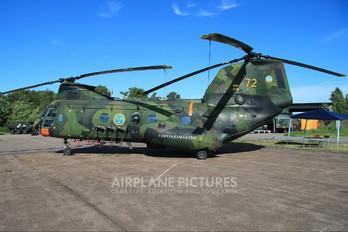 04072 - Sweden - Air Force Kawasaki Hkp4c
