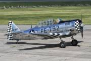 SE-FUZ - Private Noorduyn AT-16 Harvard IIB aircraft