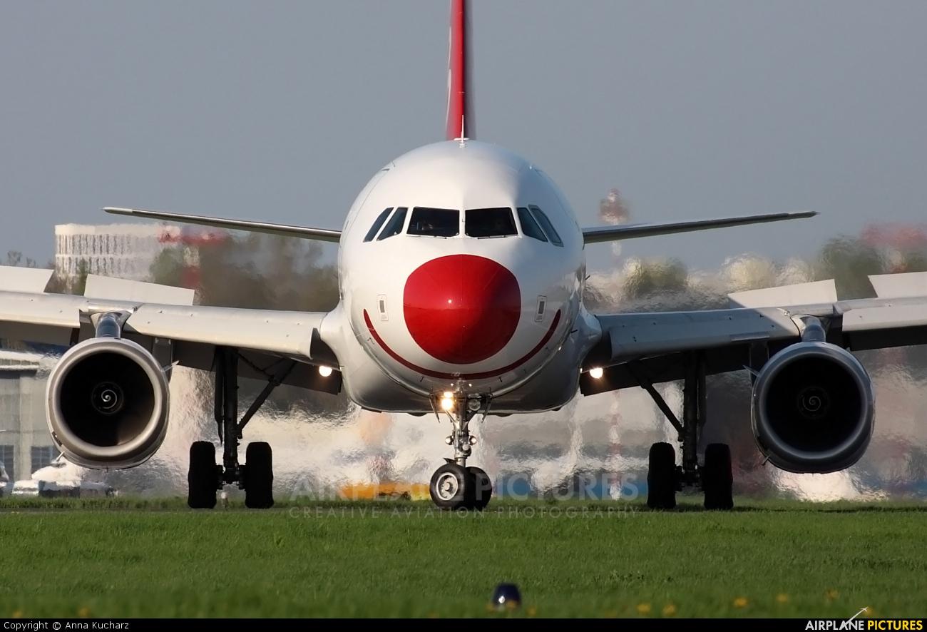 Bingo Airways SP-ABK aircraft at Warsaw - Frederic Chopin