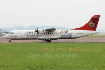 B-22806 - TransAsia Airways ATR 72 (all models)