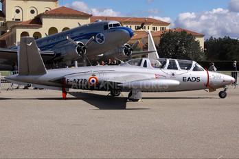 F-AZZP - Private Fouga CM-170 Magister