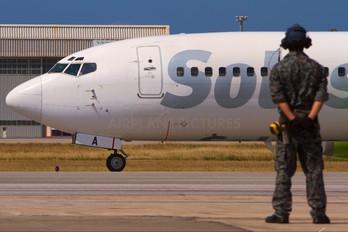 JA737A - Solaseed Air - Skynet Asia Airways Boeing 737-400
