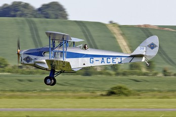 G-ACEJ - Private de Havilland DH. 83 Fox Moth