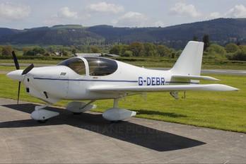 G-DEBR - Private Europa Aircraft Europa